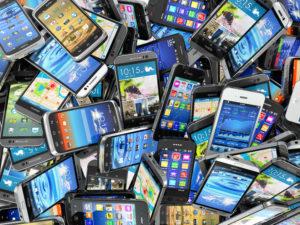 batterij smartphone snel leeg
