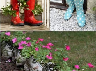 upcycle tuin
