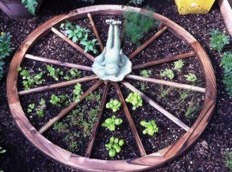upcycle plantenbak