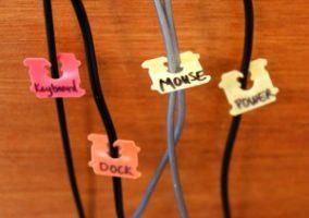 Broodclips kabels