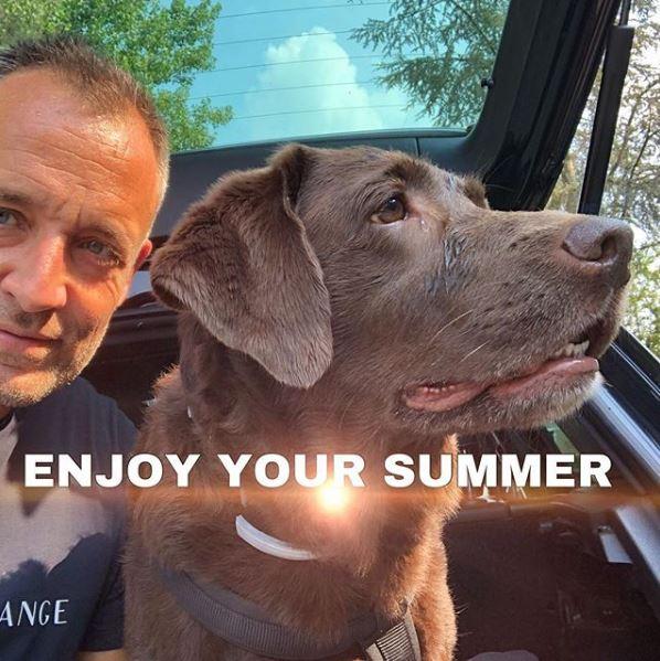 Jagen op zwerfafval met je hond